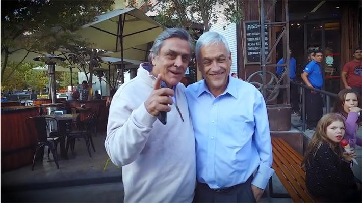 Longueira y Piñera se unen en video para incentivar el refichaje de militantes UDI