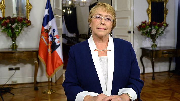 Bachelet anuncia que una entidad pública administrará 5%: Monto irá a cuentas individuales y a un ahorro colectivo