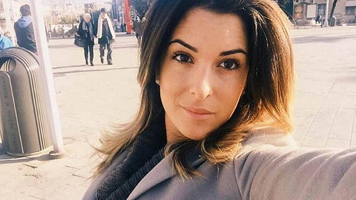 Modelo italiana atacada con ácido por su ex pareja: