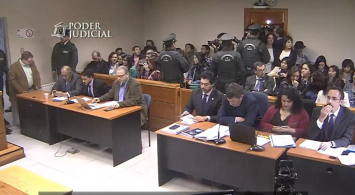 Tribunal declara culpable de femicidio frustrado a acusado por la brutal agresión a Nabila Rifo