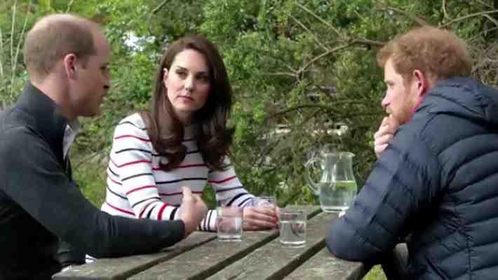 De ser padres y perder a Lady Di: Duques de Cambridge y príncipe Harry hablan sobre sus miedos y traumas