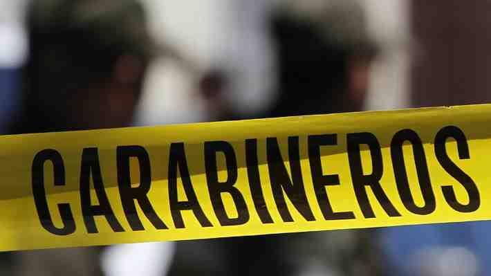Dos personas fallecidas deja balacera en Huechuraba