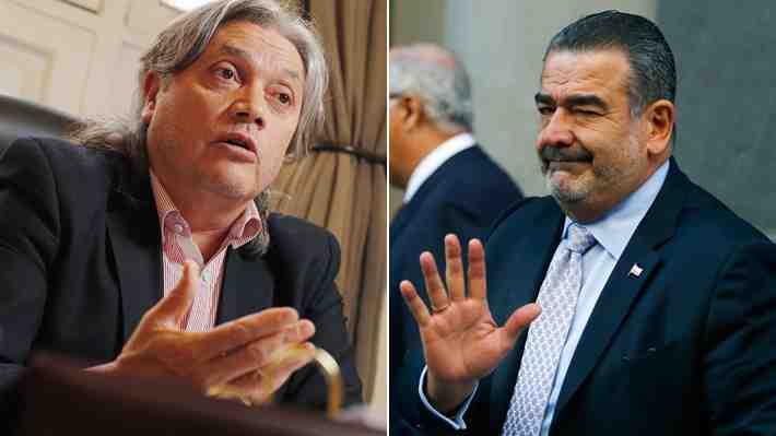 Luksic y Navarro se enfrentan por compra de medios de comunicación. ¿Qué opinas?