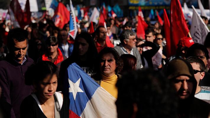Resultado de imagen para 1 de mayo en Chile