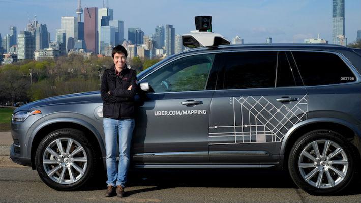 Uber anuncia su primer centro de conducción autónoma fuera de Estados Unidos