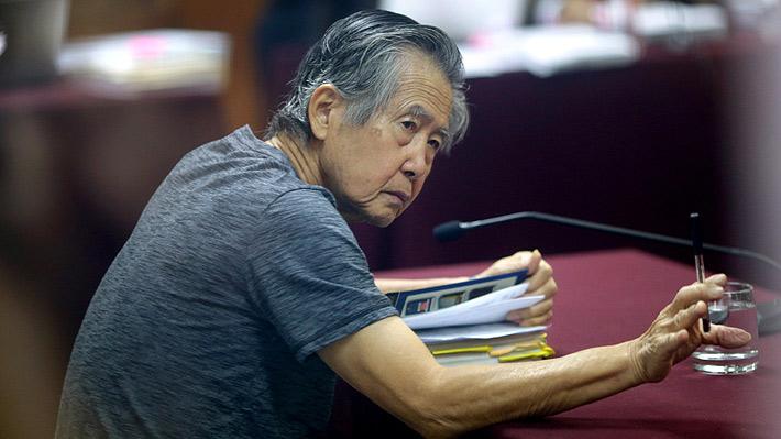 Fujimori sufre taquicardia y permanece en unidad de cuidados intensivos de clínica limeña