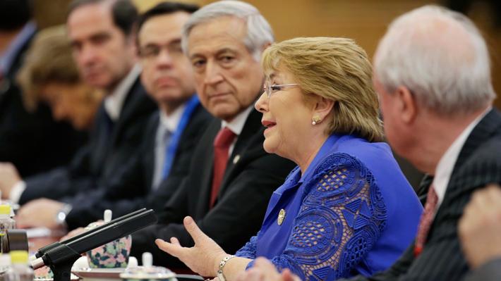 El vínculo de Bachelet con el origen de la producción de vinos en Chile y su interés por el avance de la industria vitivinícola