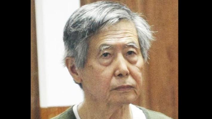 Alberto Fujimori habla sobre su estado de salud: