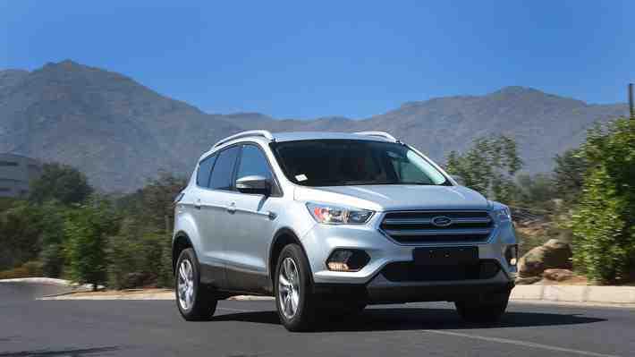 Nuevo Ford Escape: un sutil rejuvenecer