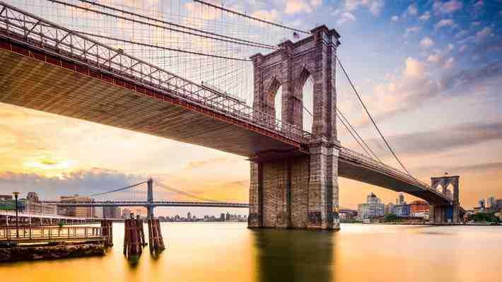 Camina por el Puente de Brooklyn en esta experiencia de realidad virtual