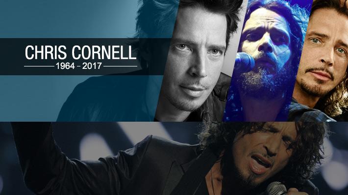 Recordando a Chris Cornell:  Escucha canciones representativas de su extensa carrera