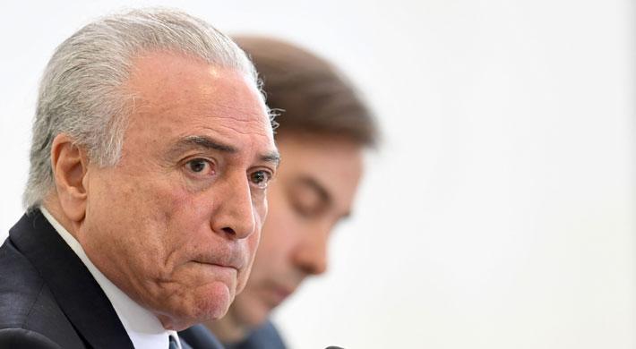 Las otras acusaciones que han vinculado a Michel Temer con las redes de corrupción en Brasil