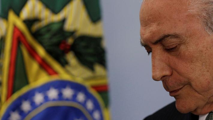 La justicia divulga el audio de Temer que desencadenó una crisis política en Brasil