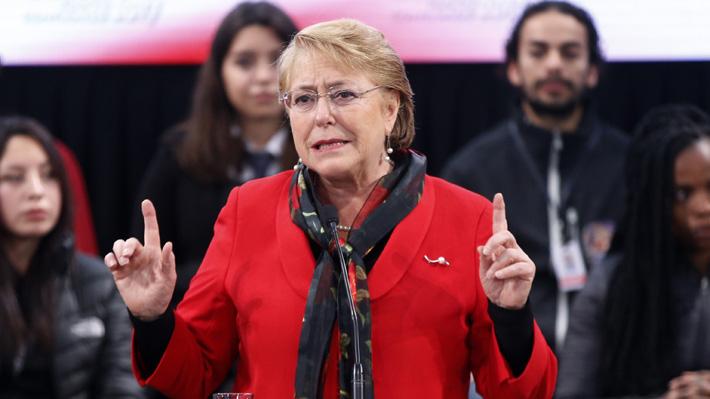 Bachelet defiende reformas de su Gobierno en medio de inicio de campañas por primarias