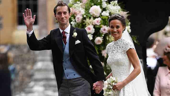 """El gran día de Pippa Middleton: algunos pormenores de la """"boda del año"""" en Gran Bretaña"""