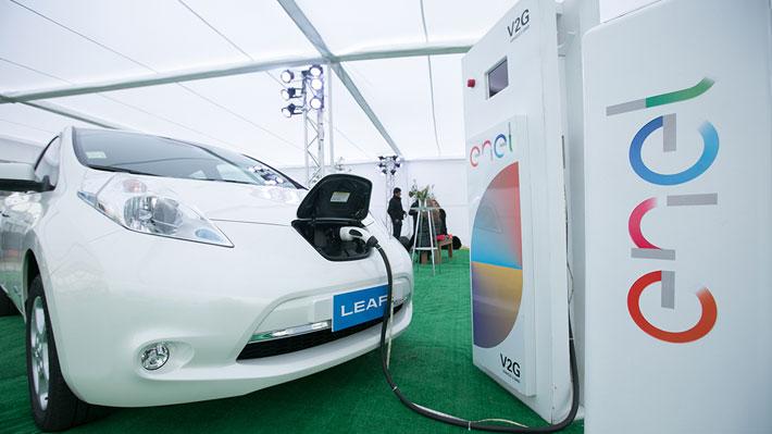 Se entregó la flota de autos eléctricos más grande de la región