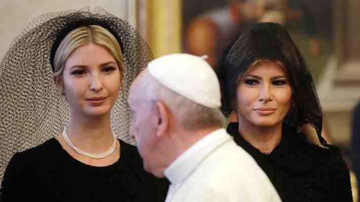 """La """"potizza"""", el dulce que hoy hicieron famoso Melania Trump y el Papa Francisco"""
