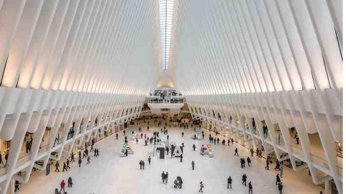 [VIDEO 360°] Así luce The Oculus, la estación de metro más cara del mundo