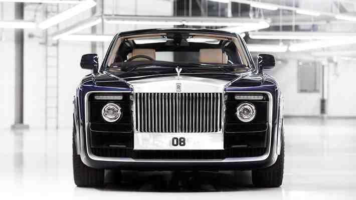 Este Rolls Royce podría ser el más costoso del mundo