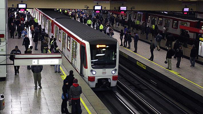 Presidente de Metro proyecta descongestión del sistema: