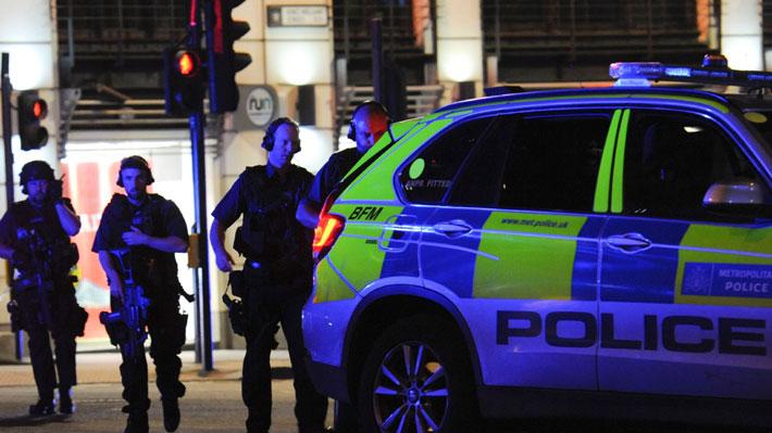 Ataque terrorista en Londres deja siete víctimas fallecidas, tres atacantes abatidos y al menos 48 heridos