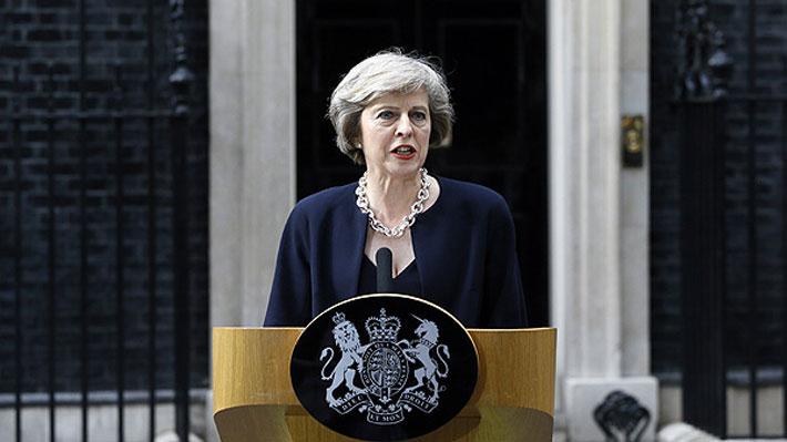 May dice que el atentado de Londres es un ataque contra el mundo democrático