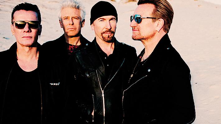 U2 confirma regreso a Chile para celebrar los 30 años de