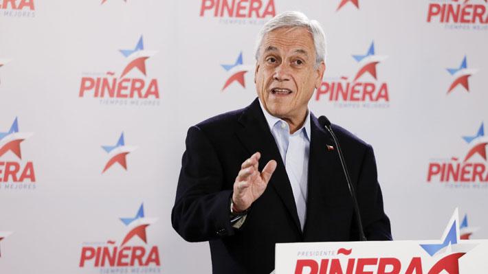 Primarias, financiamiento de campaña y duración del periodo presidencial: Las definiciones del precandidato Piñera