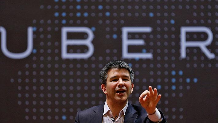 CEO de Uber Travis Kalanick se aleja de la compañía tras tomarse un periodo sabático