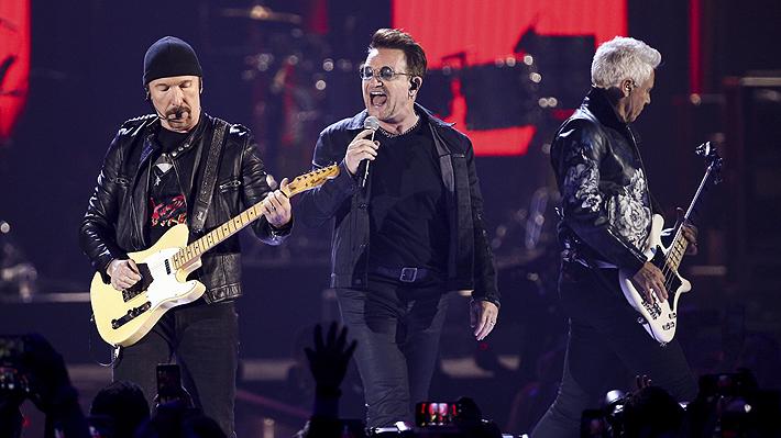 Por problemas en la venta de entradas, concierto de U2 en Chile cambia de ticketera