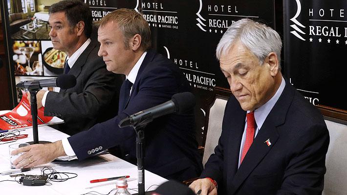Alta tensión con Ossandón y coincidencias entre Piñera y Kast marcan debate de Chile Vamos
