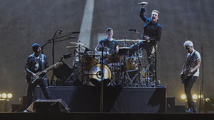 Sernac oficia a productora DG Medios y a Supertickets por venta de entradas para U2