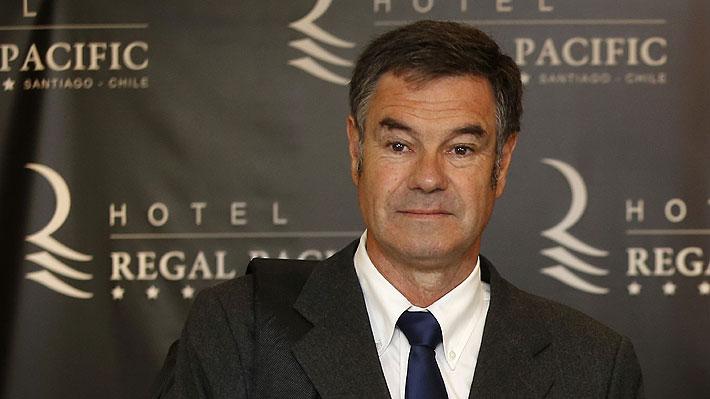 Empresario Juan José Gana confirma la emisión de una boleta a Manuel José Ossandón