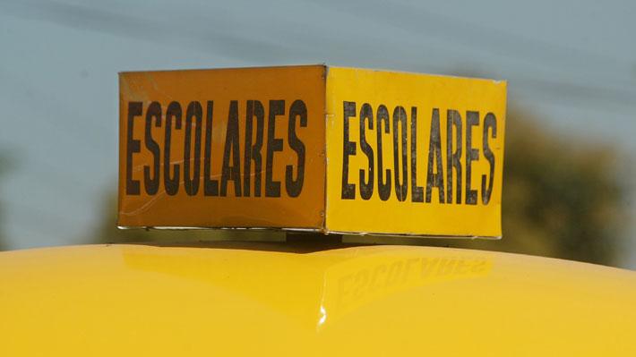 Niña de siete años se encuentra grave luego de ser atropellada por un furgón escolar en Ñuñoa