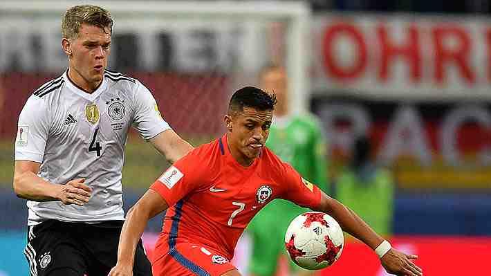 Chile iguala con Alemania y hasta perdiendo por la mínima avanza a semifinales. ¿Lo logrará?