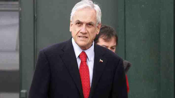 """Participantes en acto de Piñera relatan cómo vivieron su """"chiste"""". ¿Qué te parece la reacción?"""