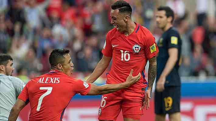 Chile pasó susto ante Australia, pero clasificó y enfrentará a Portugal. ¿Debe jugar mejor? ¿Cómo crees que le irá?
