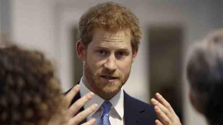 Príncipe Harry aseguró que en un momento quiso salirse de la familia real