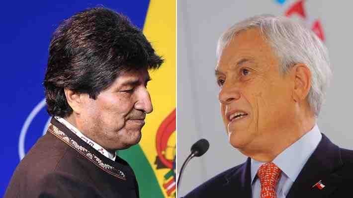 """Evo Morales acusa a Piñera de ser """"el jefe de la oligarquía pinochetista"""". ¿Qué opinas?"""
