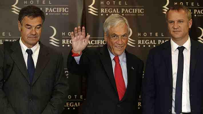 Polémicas y enfrentamientos: Cómo llegan los precandidatos de Chile Vamos al debate de hoy. ¿Verás el frente a frente?
