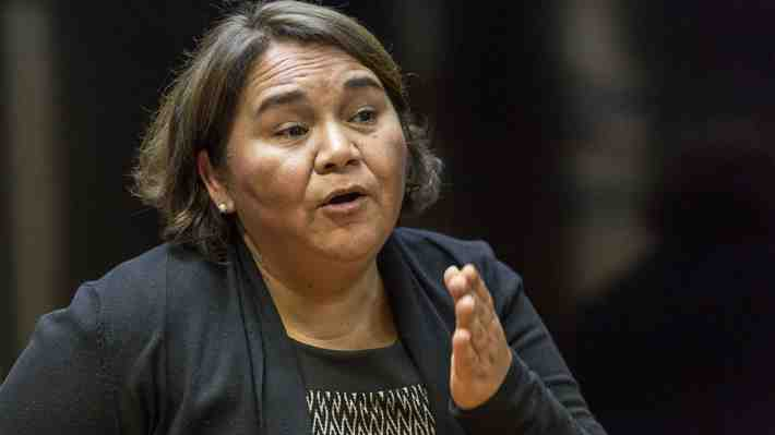 Solange Huerta lamenta eventual politización de muertes de niños en el Sename. ¿Estás de acuerdo?
