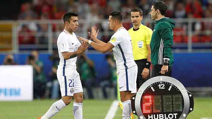 Recuerda: Cómo, con una nueva regla incluida, se definirá al finalista si hay empate en el Chile - Portugal. ¿Estás nervioso/a?