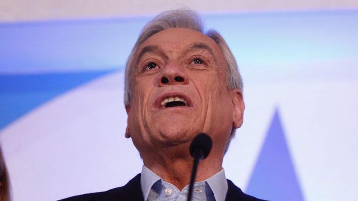 Los desafíos que enfrentará Piñera tras su triunfo en las primarias de Chile Vamos