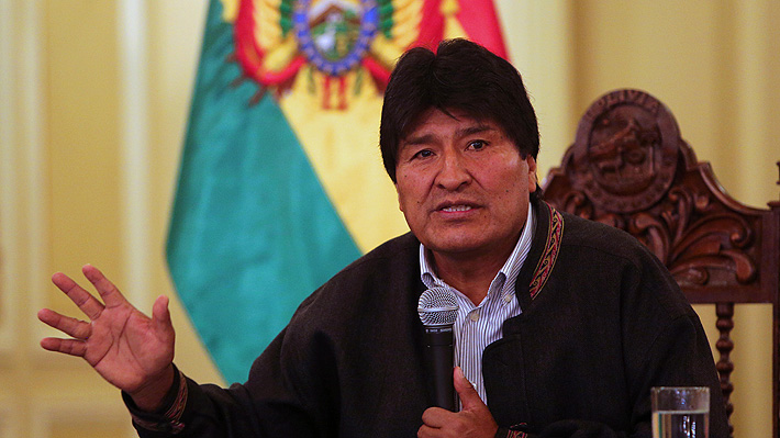 Caso Silala: Evo Morales acusa a Bachelet y Muñoz de vulnerar las reglas de La Haya