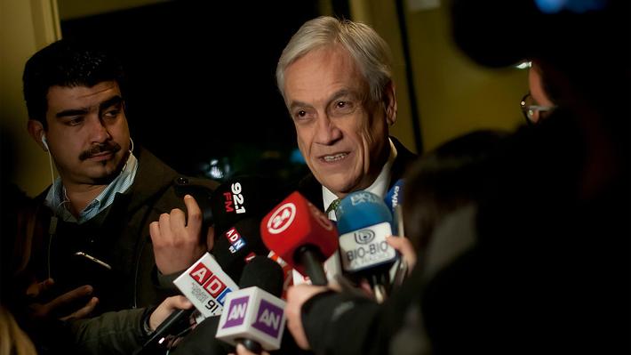 Piñera y Ossandón se reunirán la próxima semana para definir apoyo a candidatura