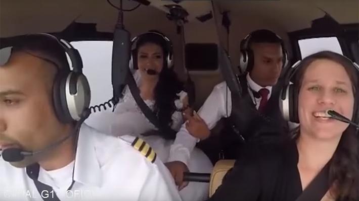 Matrimonio Por Accidente : Impactante video muestra trágico accidente que le quitó la vida a