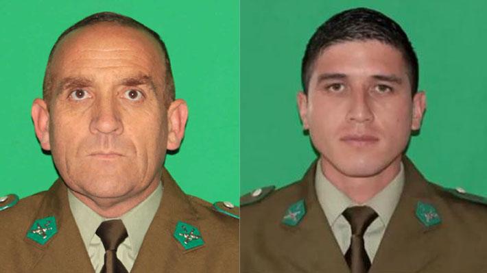 Dos carabineros fueron detenidos por autoridades bolivianas supuestamente por cruzar la frontera con ese país