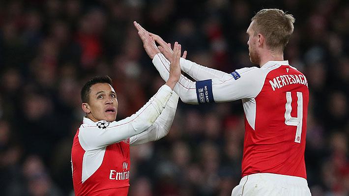 """Defensa del Arsenal asegura que Alexis se quedará y hace curiosa revelación: """"Él odia las vacaciones, odia estar tranquilo"""""""