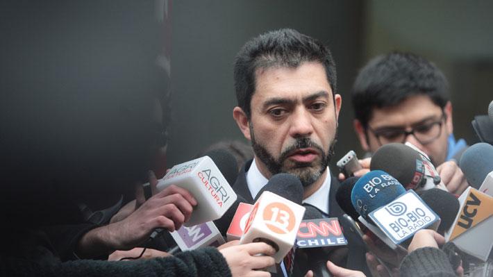 """Fiscal: """"Mauricio Ortega atentó contra la vida de Nabila Rifo para causarle su muerte"""""""