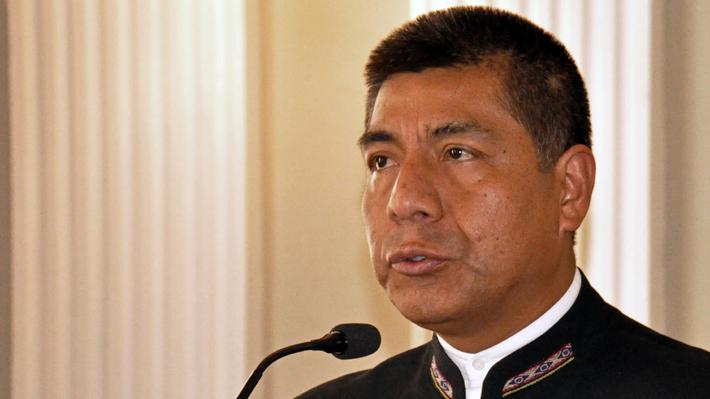 Canciller boliviano dice que el martes 25 se juntará con Heraldo Muñoz para reunión de Comité de Fronteras